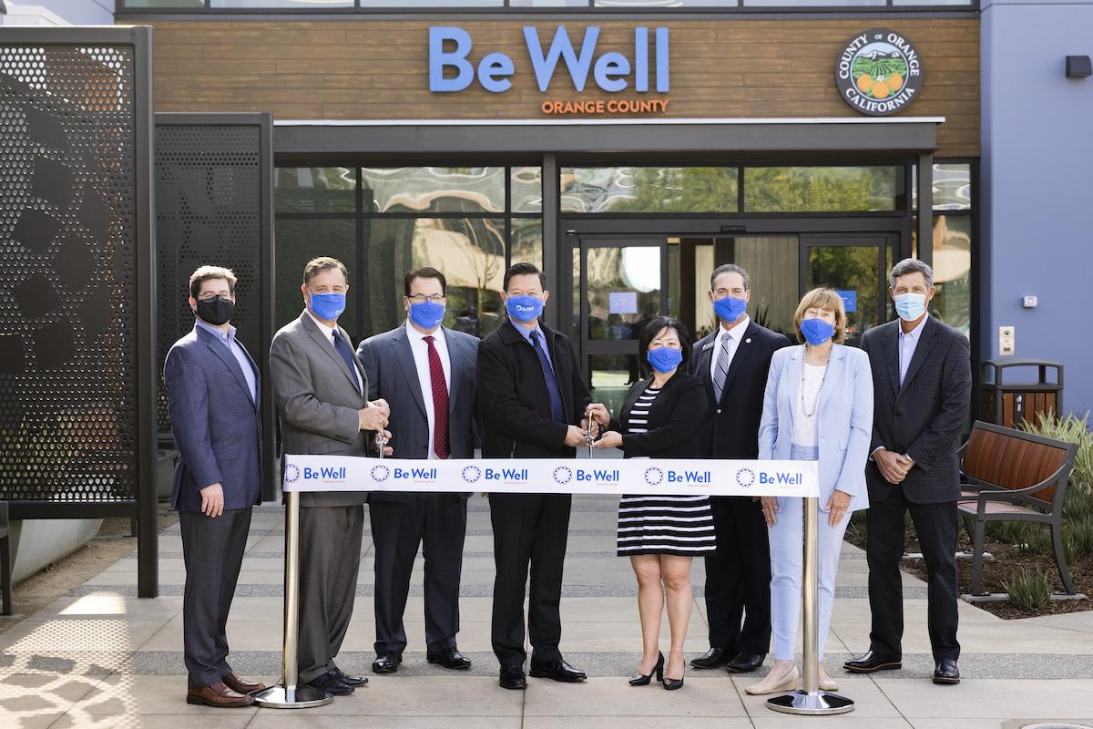 Be Well OC 橙郡首個心理健康保健園區盛大开幕
