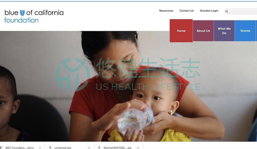 加州藍盾保險公司向其基金會捐款4000 萬美元