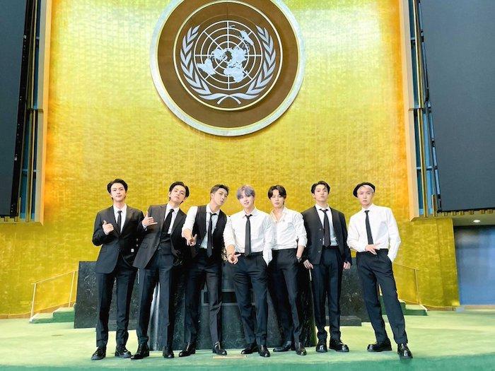 韓國人氣團體BTS受聯合國邀請表演新單曲 應對疫情挑戰