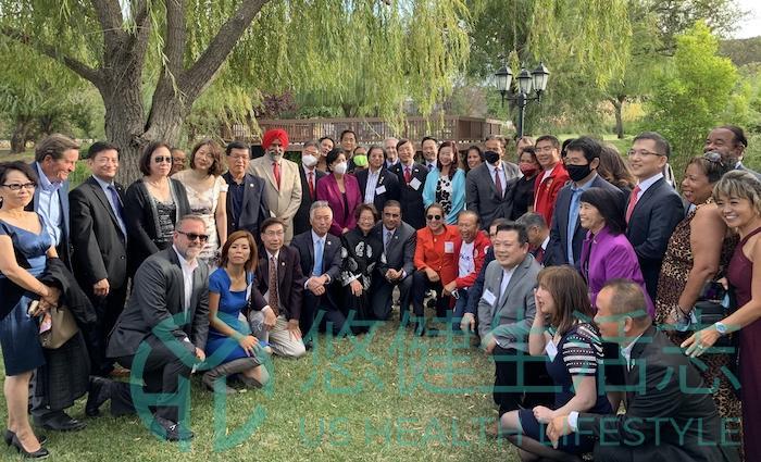 美國亞太裔公共事務協會(APAPA)20週年慶典 冠蓋雲集